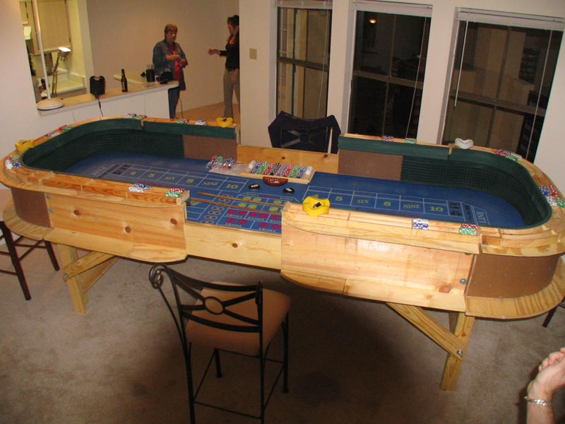 buy used craps table